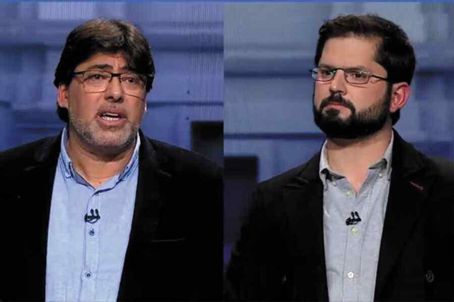 """El debate de los precandidatos presidenciales del pacto """"Apruebo Dignidad"""" en Chile se cruzó con el tema tan recurrente como lo es de Venezuela"""
