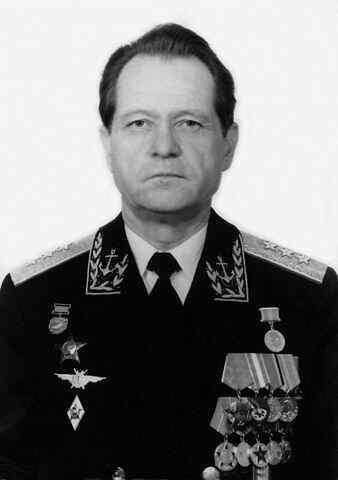 Falleció el último comandante de aviación de la Flota Marina de Guerra de la URSS