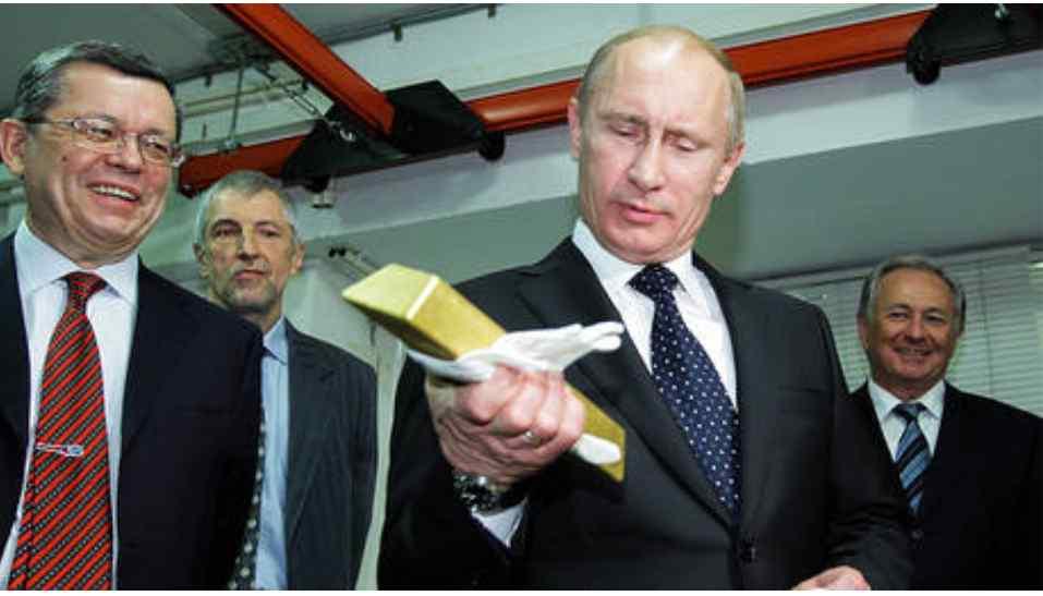 La economía de Rusia se recupera, aunque la pandemia no ha terminado : Presidente Putin