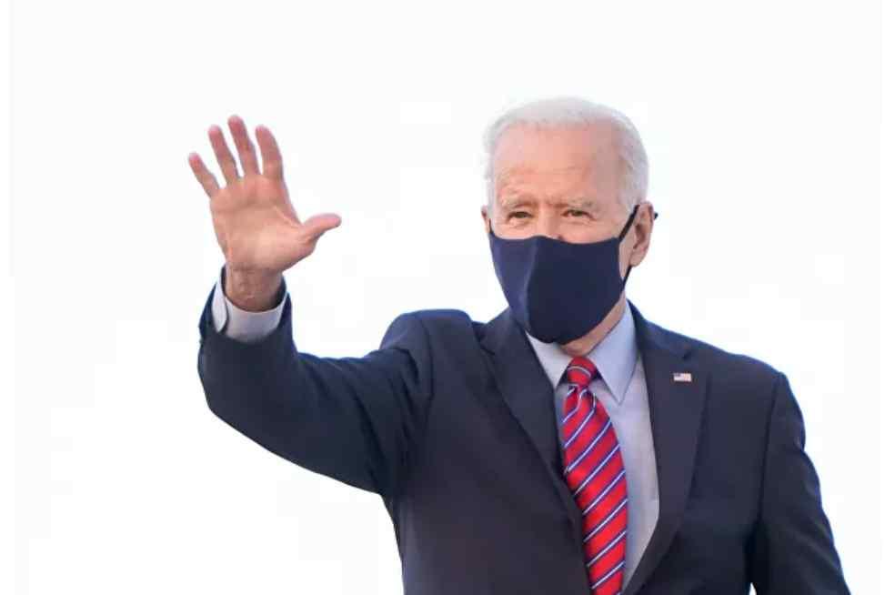Joe Biden dice que Estados Unidos está decidido a desempeñar el papel de un líder fuerte en el escenario mundial.