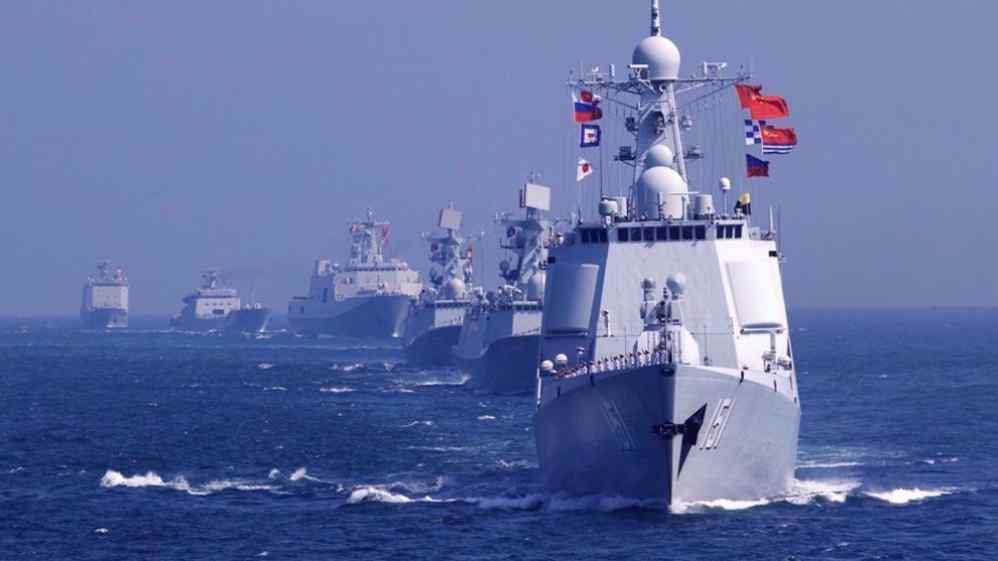 """Pentágono hace de China su máxima prioridad en la nueva directiva y el presupuesto de 715 mil millones """"disuadirá la agresión"""" china"""