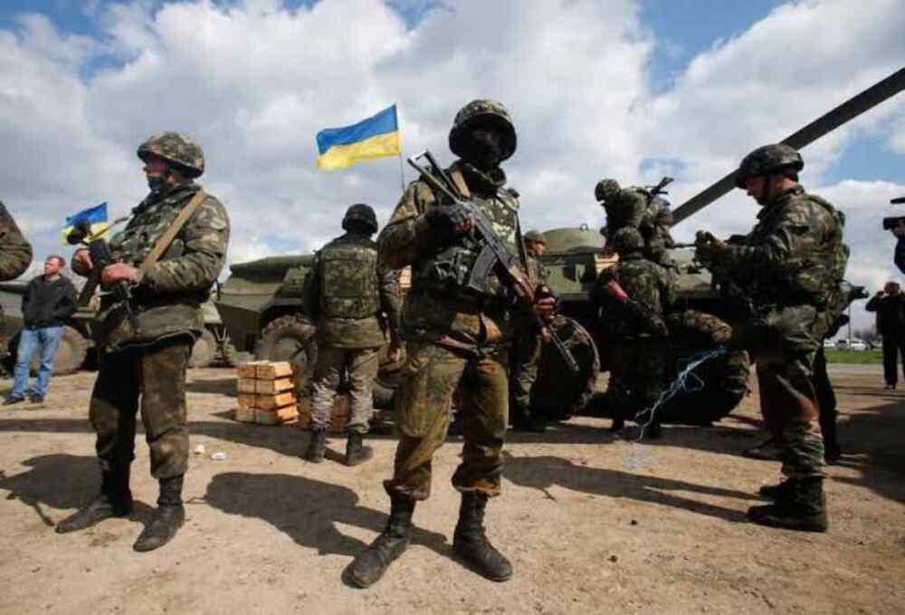 ¿Se beneficiará Ucrania de jugar juegos de guerra con la OTAN?