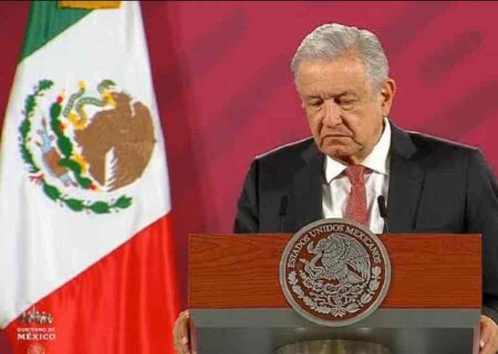 """Presidente de México AMLO ofrece una disculpa por el """"Jueves de Corpus Christi"""""""
