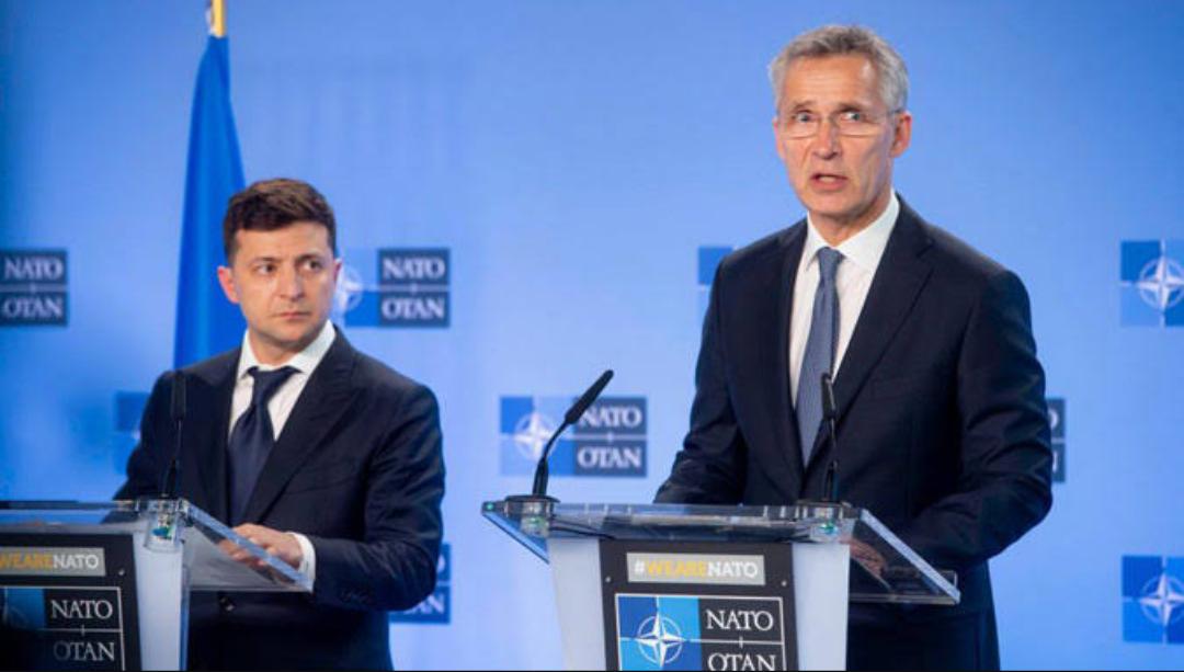 Zelensky cree que es hora de que Ucrania obtenga un plan de acción para la adhesión a la OTAN