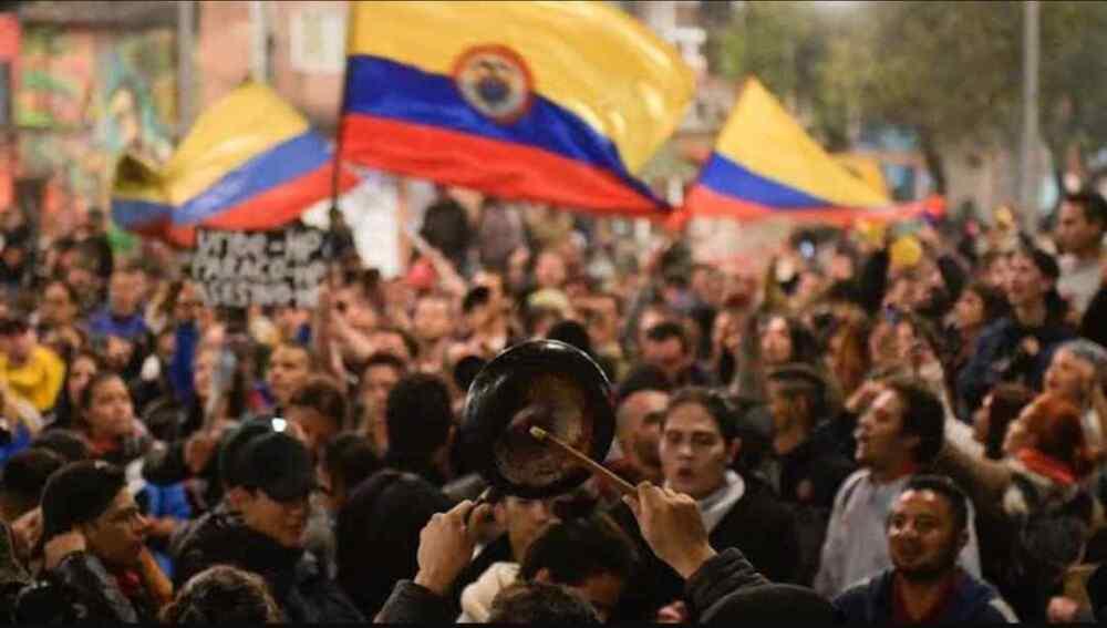 Estallido social en Colombia no se apaga pese a la represión policial