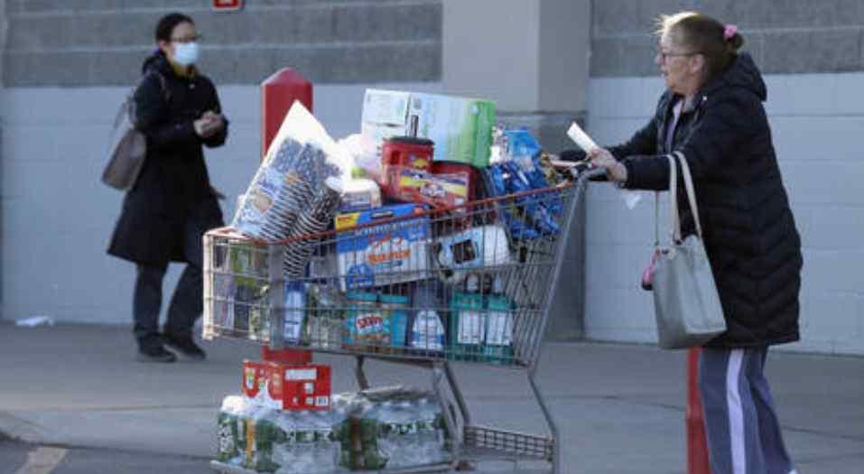 Los precios al consumidor de Estados Unidos se disparan al ritmo más rápido desde la crisis financiera de 2008
