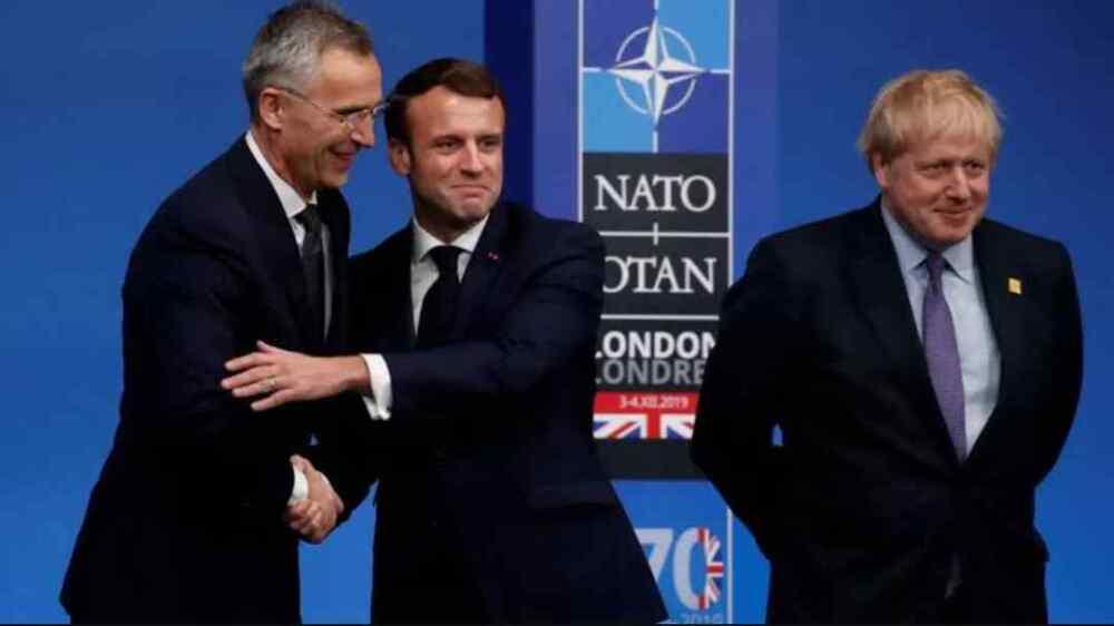 Macron de Francia cree que la OTAN necesita aclarar su estrategia para Rusia