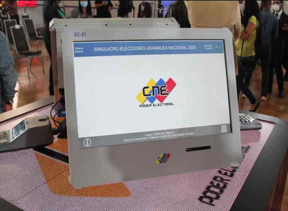 Anuncian auditoría integral al sistema de votación de Venezuela