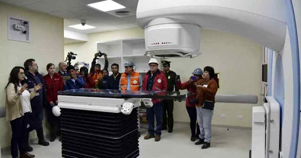 Proyecto nuclear de Bolivia con Rosatom de Rusia es el único para toda América Latina