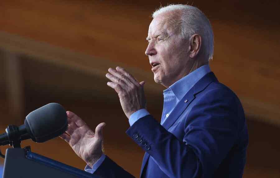 Biden anima a la inteligencia con un comentario cortante contra Rusia