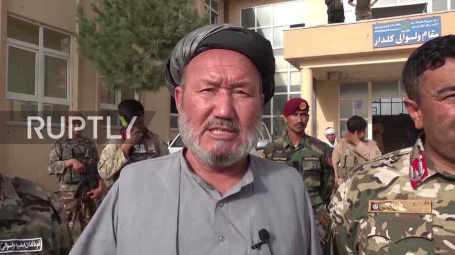 En video-Afganistán: las fuerzas de seguridad retomaron el distrito clave de Balkh de manos de los talibanes