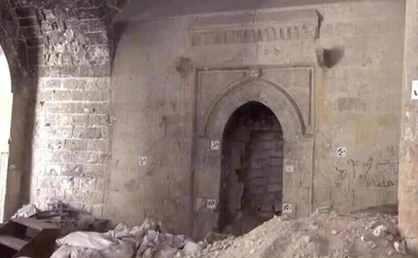 Arqueólogos de la Academia de Ciencias de Rusia se reunieron para tratar salvarguardar los templos cristianos primitivos en Siria