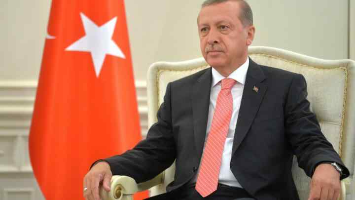 Erdogan dijo cuando Turquía comenzará la producción de gas en el Mar Negro