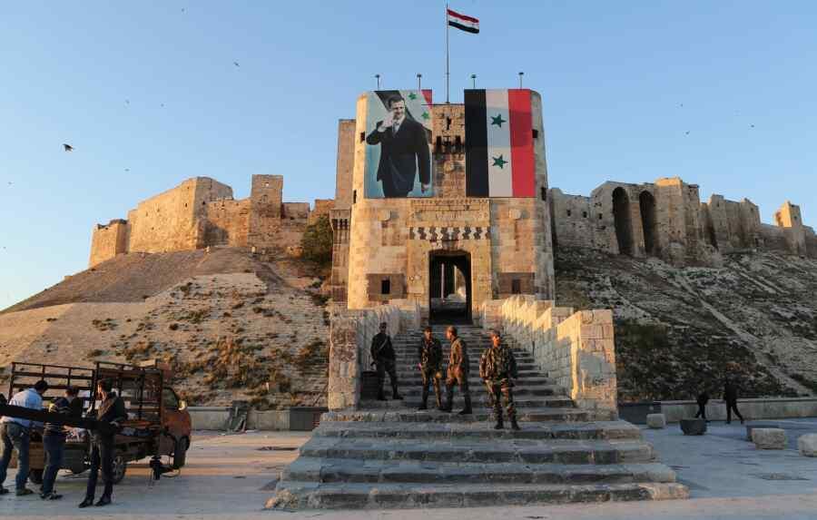 EE.UU. expandió las sanciones anti-sirias