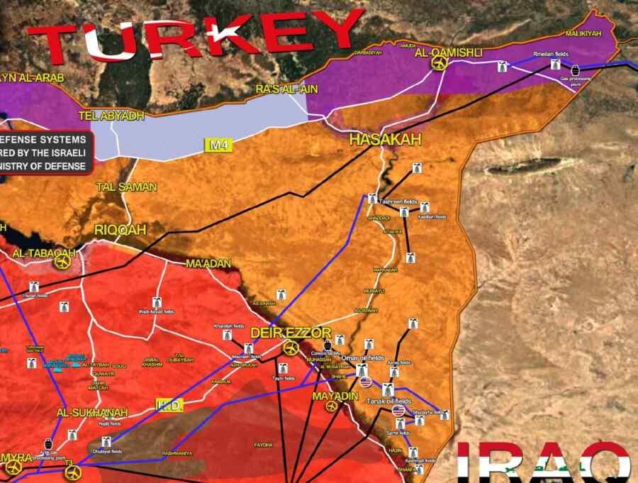 Un elemento kurdo de las FDS murió en el este de la provincia siria de Deir ez Zor