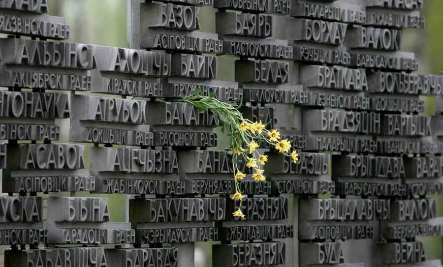 Bielorrusia verificará a unos 400 extranjeros por su participación en el genocidio durante la guerra