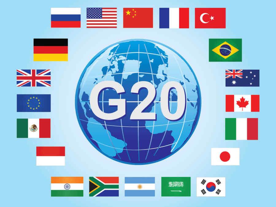 El G20 encuentra consenso sobre plan fiscal global