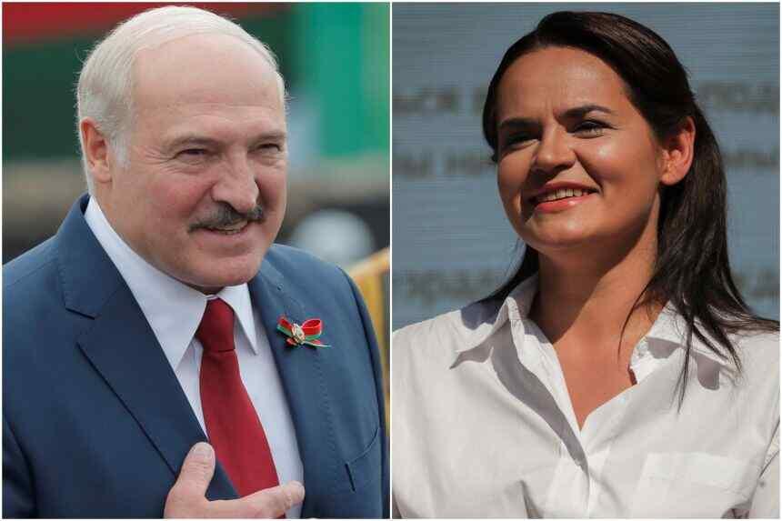 La disputa entre Lukashenko y Tikhanovskaya se globaliza mientras los rivales luchan usando la diplomacia internacional