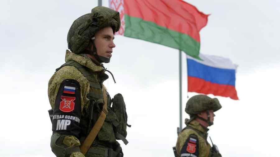 Lukashenko dijo que en caso de una amenaza para el Estado de la Unión, las Fuerzas Armadas de Rusia pueden desplegarse en Bielorrusia