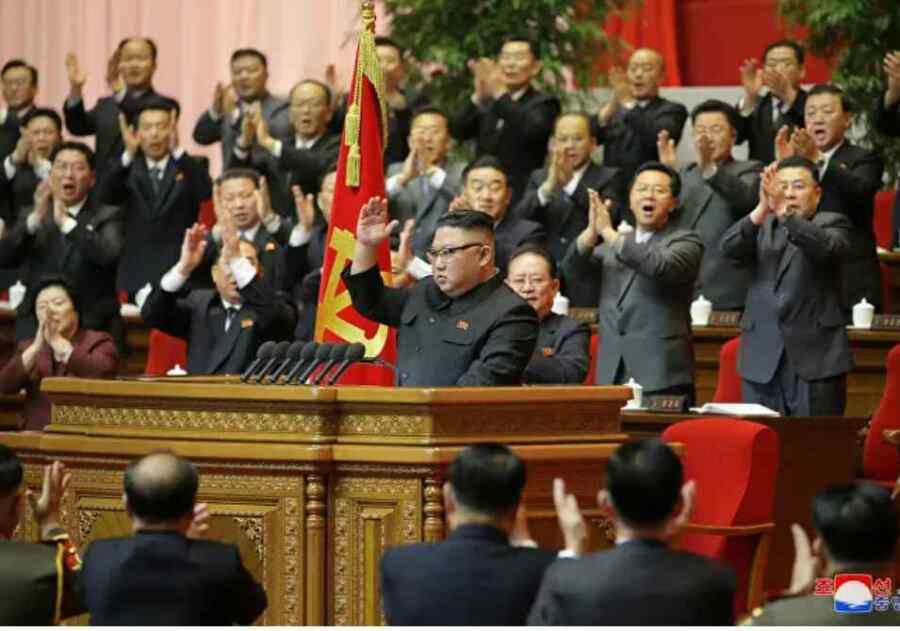 Kim Jong un de Corea del Norte pide una mayor preparación para el combate del ejército