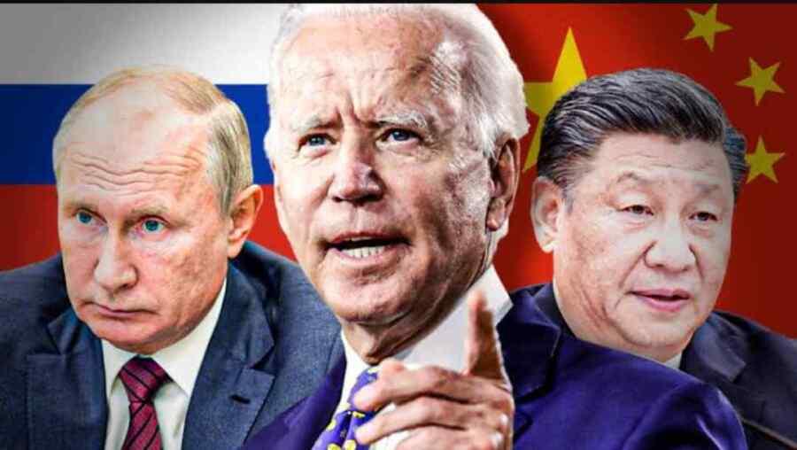 """Ya ha comenzado una """"Nueva Guerra Fría"""", pero Rusia y China están ganando contra un Occidente """"debilitado'' Exasesor del Kremlin"""