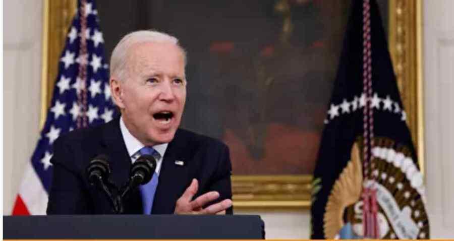 (Video) Vea como Joe Biden le responde al reportero de NBC: 'Eres un dolor de cabeza' cuando le pregunta de la vacunación obligatoria