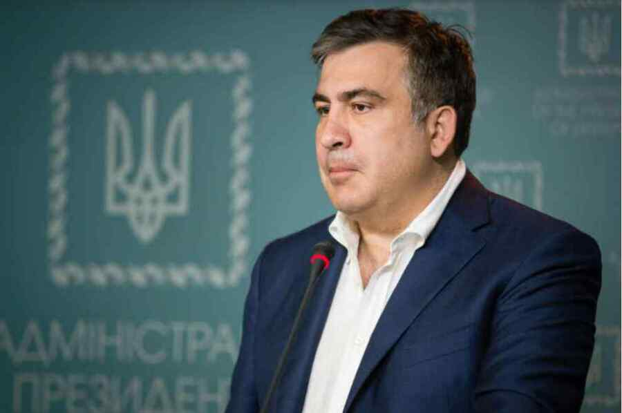 Saakashvili dijo que Estados Unidos ofreció a Ucrania su estrategia para apoderarse de Donetsk