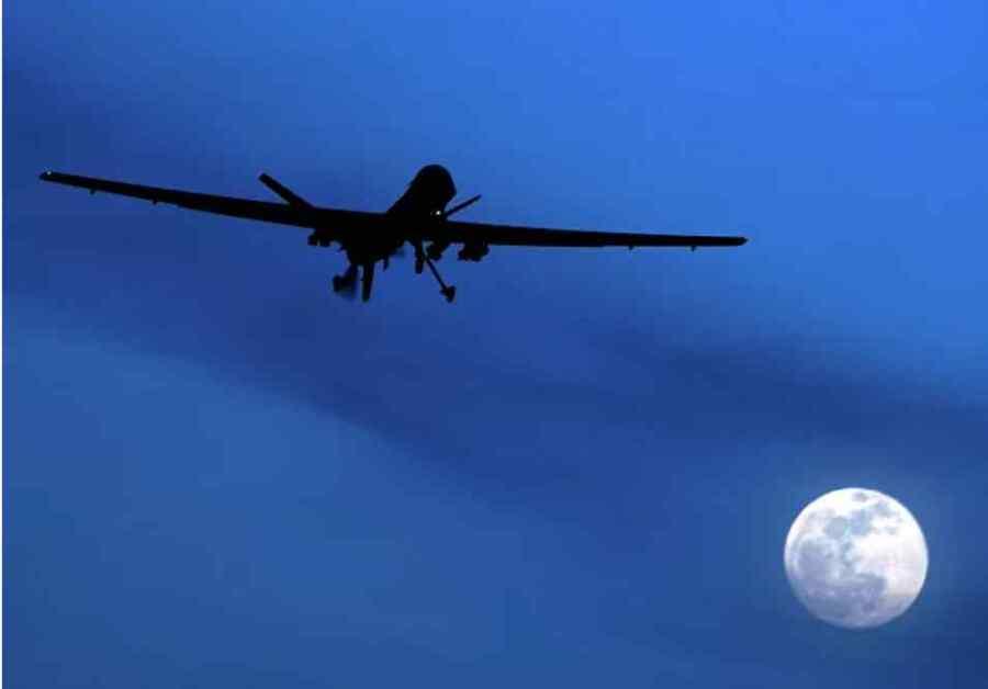 Dron estadounidense golpea un transporte de alimentos en el este de Siria : SANA
