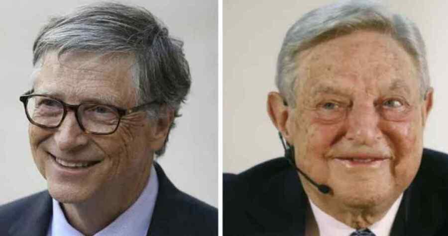 Bill Gates y George Soros se unen para la compra de la empresa de pruebas del coronavirus del Reino Unido : Informes