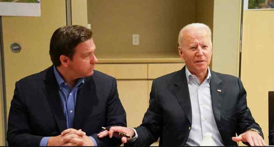 DeSantis acusa a Joe Biden de ''pagar los boletos'' de los inmigrantes que se dirigen a Florida