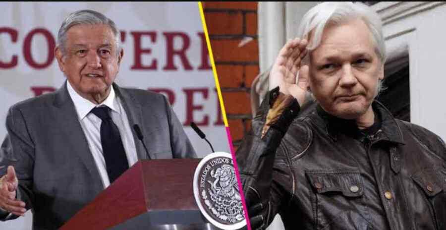 Presidente de México AMLO llama a liberar a Julian Assange