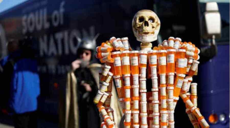Johnson & Johnson y otros distribuidores de medicamentos en Estados Unidos acuerdan pagar 26 mil millones por su papel en la epidemia de adicción a los opioides