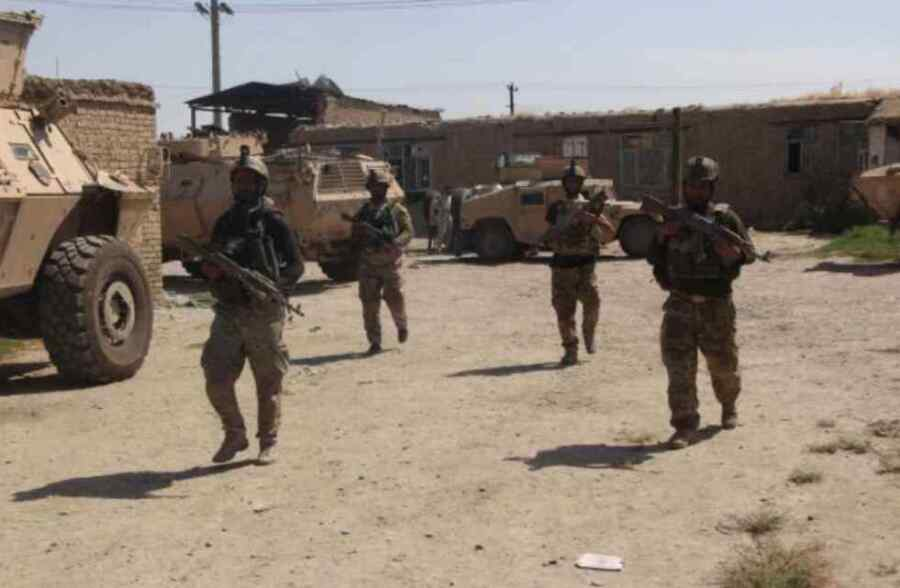 Las Fuerzas Armadas de Afganistán eliminaron a 187 militantes talibanes en 24 horas