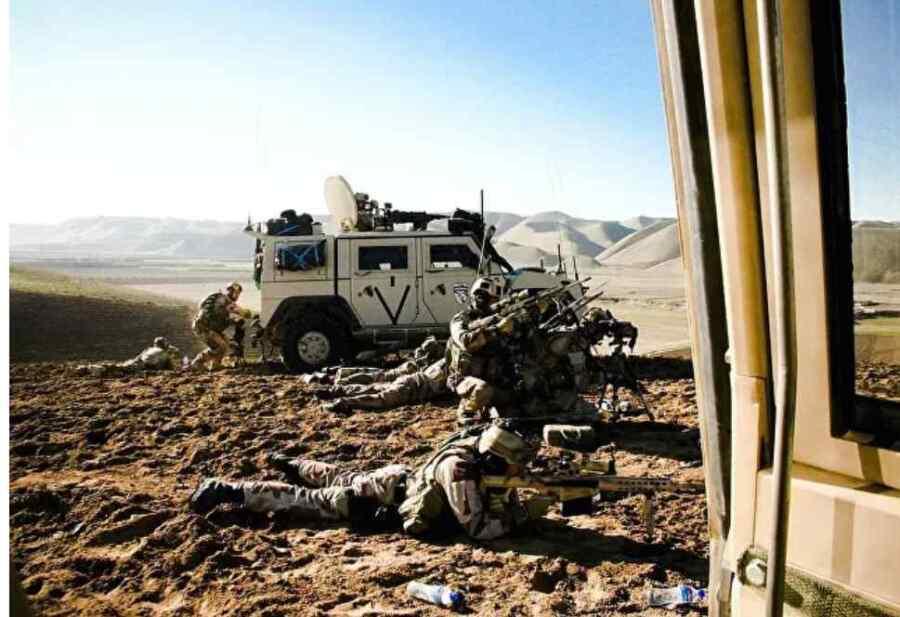 Veteranos de guerra de Noruega en Afganistán padecen problemas mentales : Informe