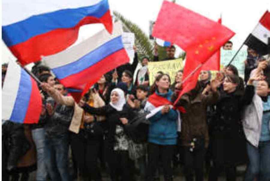 Rusia y China ofrecen apoyo a Siria en medio de los movimientos de Joe Biden en Afganistán e Irak