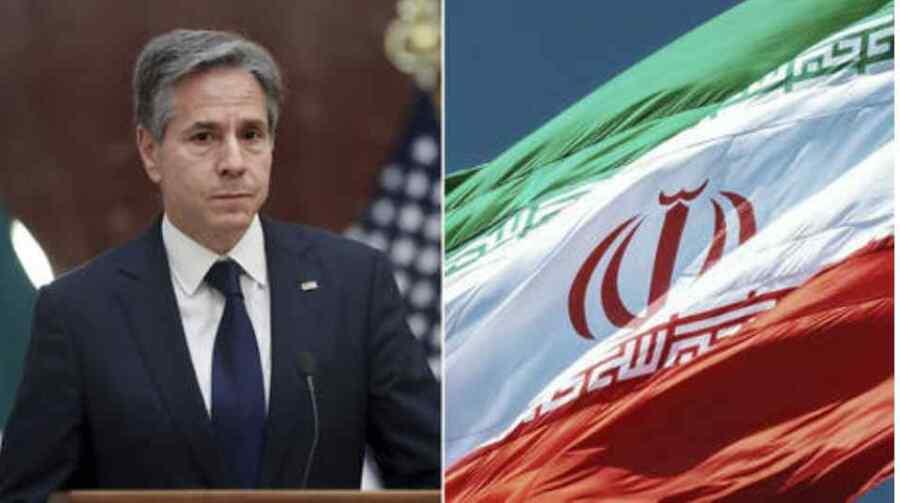 """Blinken dice que las negociaciones del acuerdo nuclear con Irán """"no pueden continuar indefinidamente"""""""
