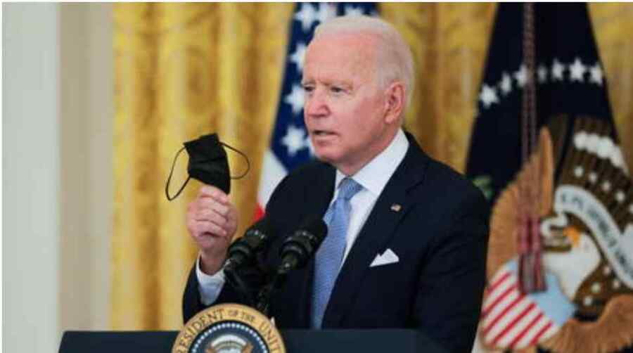 Joe Biden ordena vacunas o pruebas del Covid obligatorias para todos los empleados federales, además de máscaras para trabajadores y visitantes