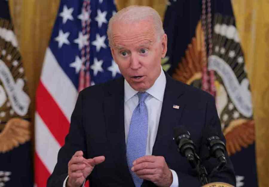Joe Biden ordena al Pentágono que establezca ''cómo y cuándo'' ordenar las vacunas Covid 19 para las tropas estadounidenses