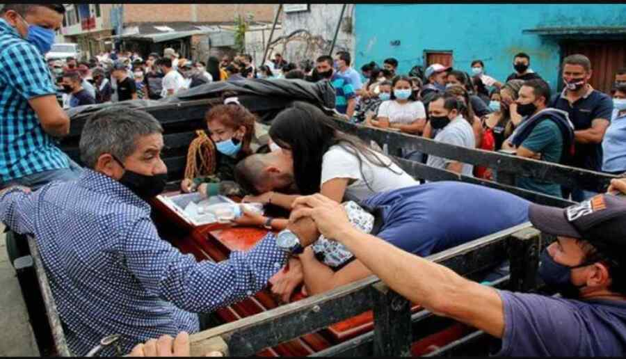 Colombia suma 60 masacres durante el 2021