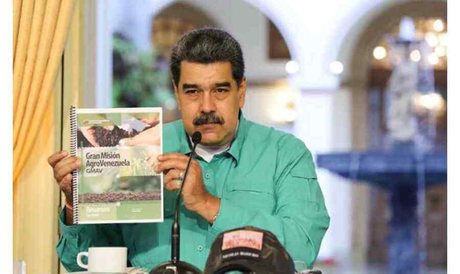 Presidente Maduro de Venezuela orienta aumentar financiamiento a productores