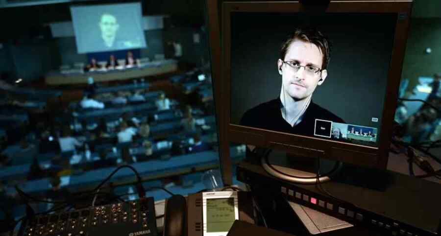 Estados Unidos se convierte en el blanco del sarcasmo de Snowden por criticar a los 'periodistas intimidadores' de China y olvidar el lío de Pegasus