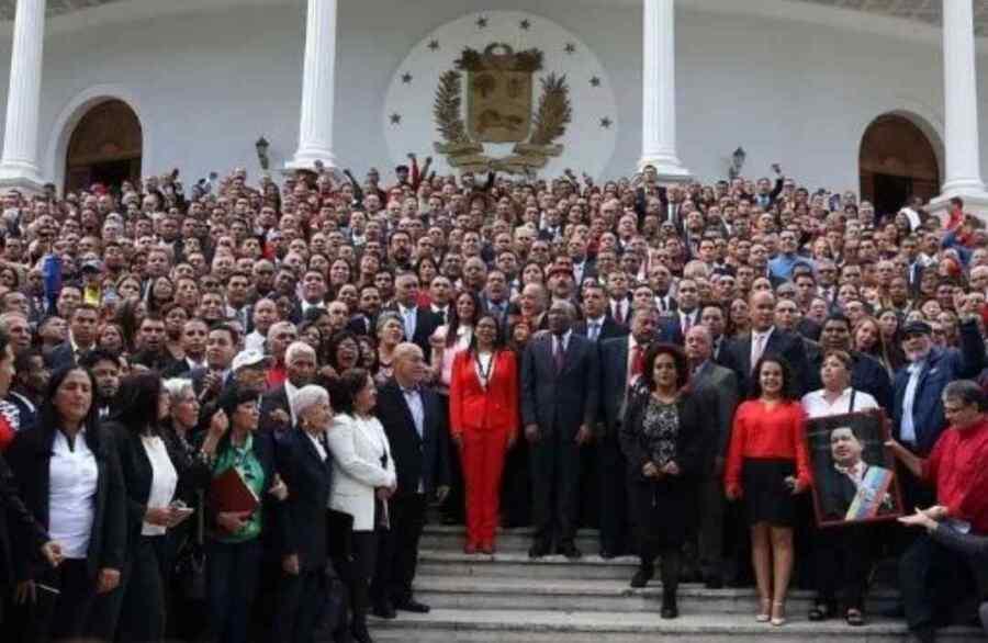 Proceso Constituyente cumple cuarto aniversario en Venezuela