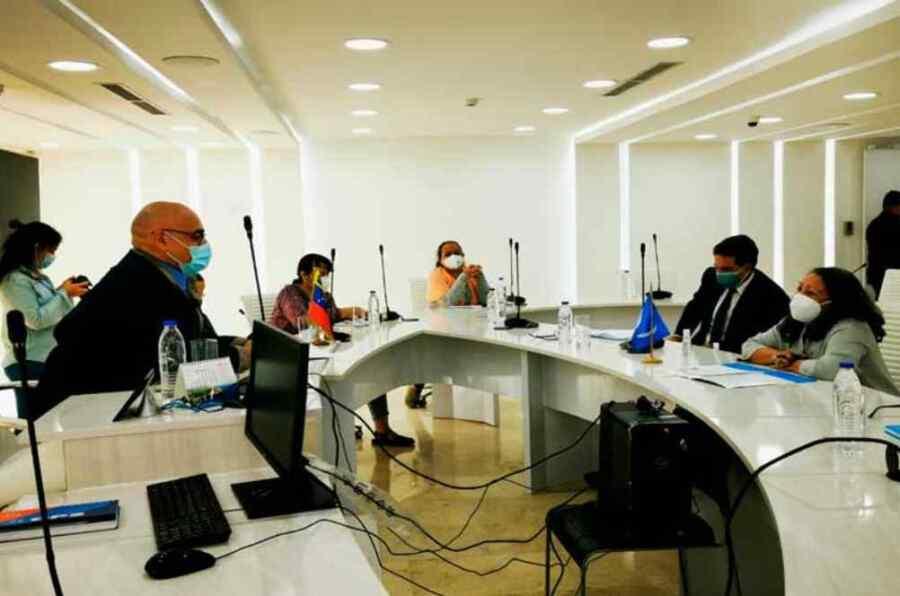 Venezuela y Unicef coordinan acciones para la prevención del Covid 19