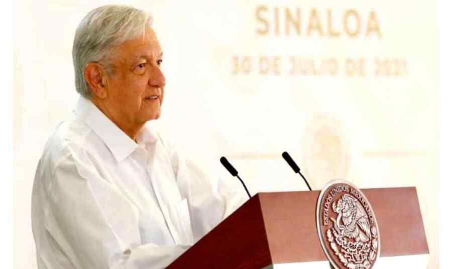 """Demostraremos que la política de """"abrazos no balazos"""" es más eficaz para enfrentar la violencia : Presidente de México AMLO"""