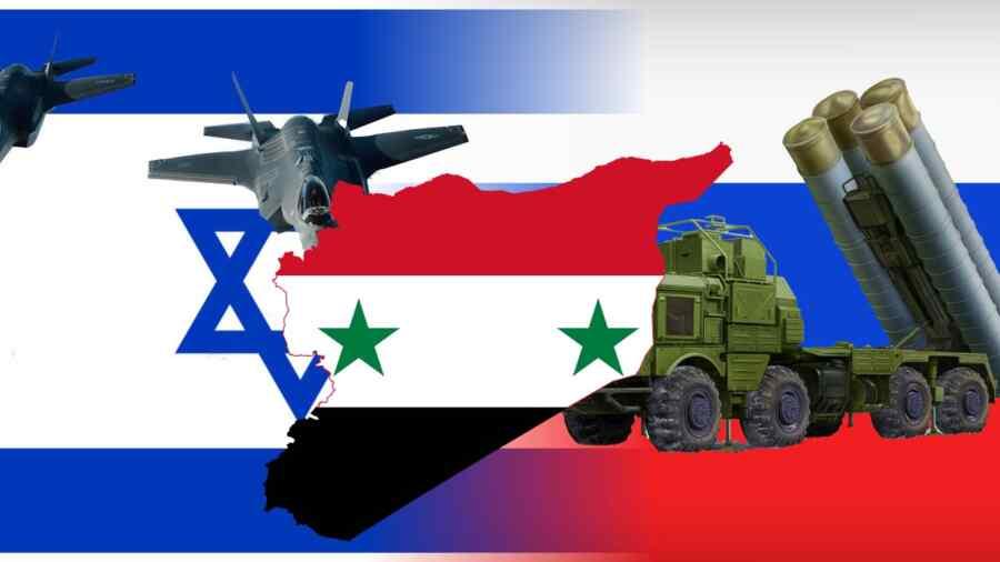Israel está sorprendido por el descontento de Rusia por los ataques aéreos contra Siria