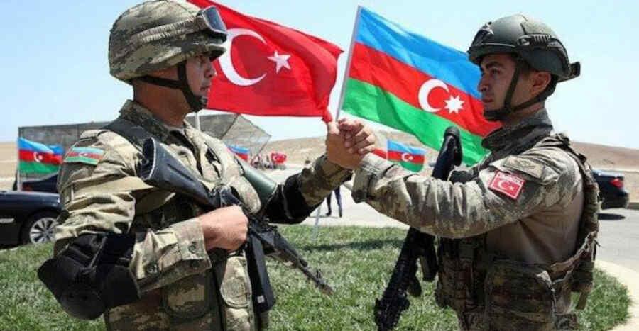 """""""Una nación, dos estados"""": Turquía anunció la creación de un ejército conjunto con Azerbaiyán"""