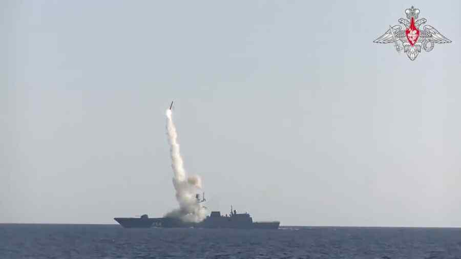 """Los japoneses están listos para el fin del mundo si Rusia usa misiles hipersónicos """"Zircón"""""""