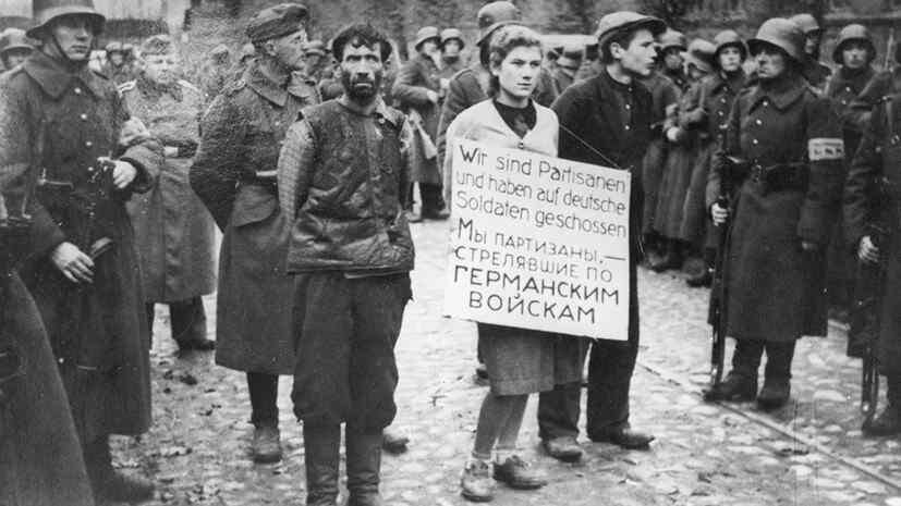 Bielorrusia acusa que Lituania y Letonia encubren a los criminales nazis