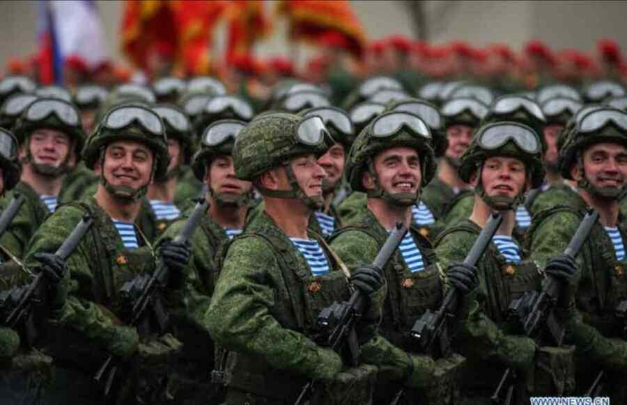 El ejército de Rusia participará en el desfile militar de la capital en honor al Día de la Independencia de México