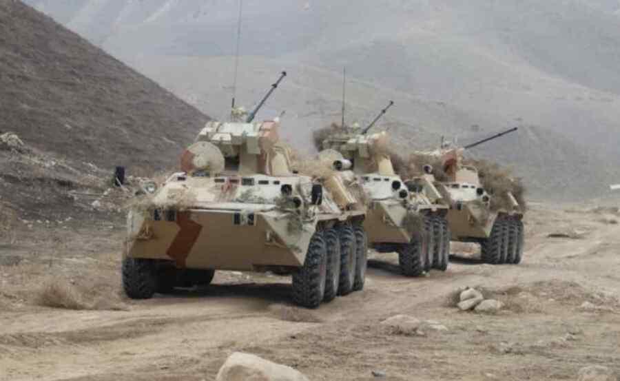 Rusia ha aumentado su contingente militar y el número de equipos en la frontera con Afganistán